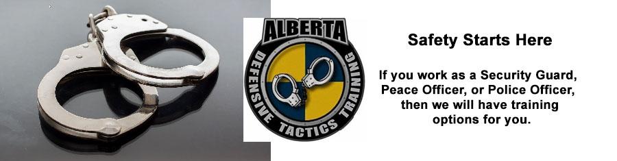 Alberta Defensive Tactics