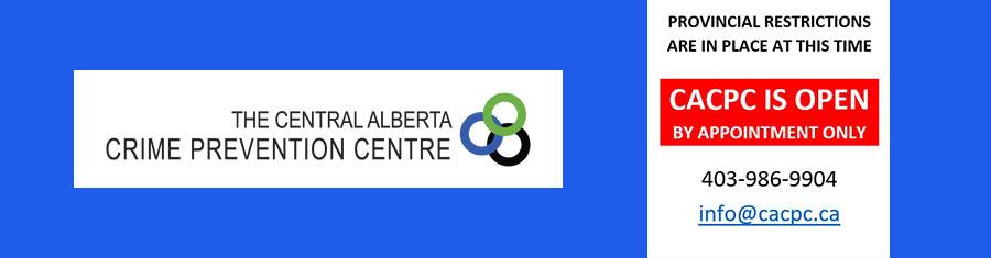 Central Alberta Crime Prevention Centre