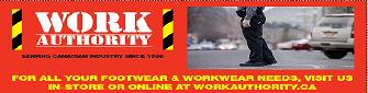 Work Authority Banner